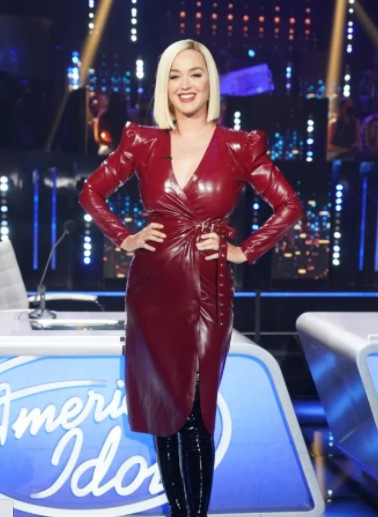 American idol, Katy Perry recently released a new song, Katy Perry, American idol 2021